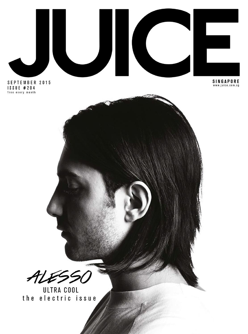 JUICE - September - Cover