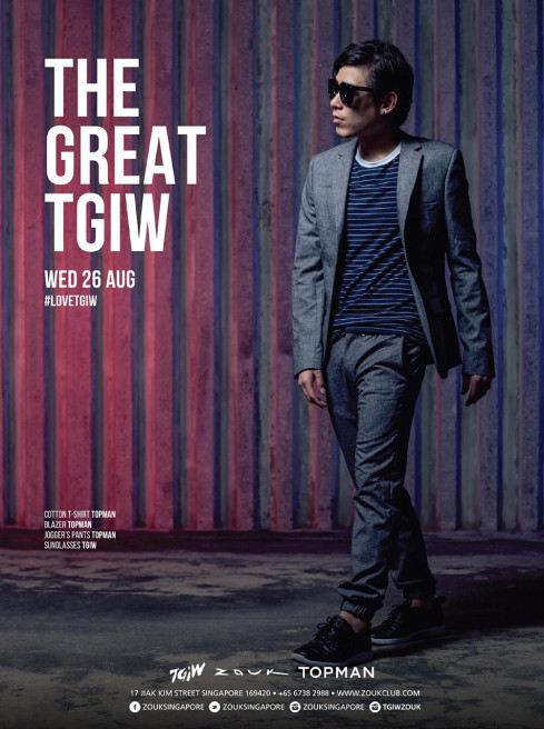 The Great TGIW